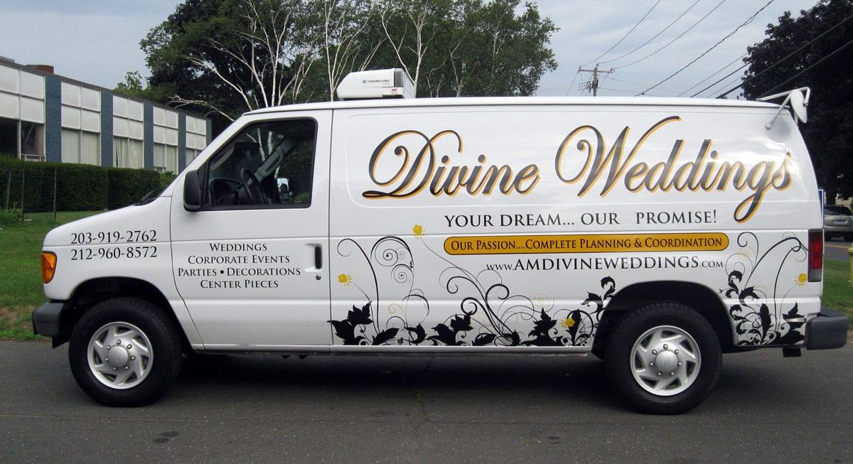 Cargo Van Wraps Amp Lettering Archives Signarama Danbury