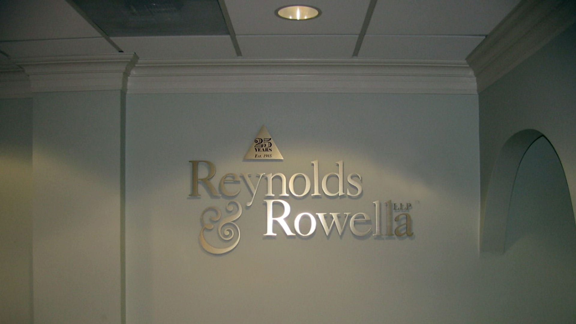 Dimensional Letters for Reynolds and Rowella