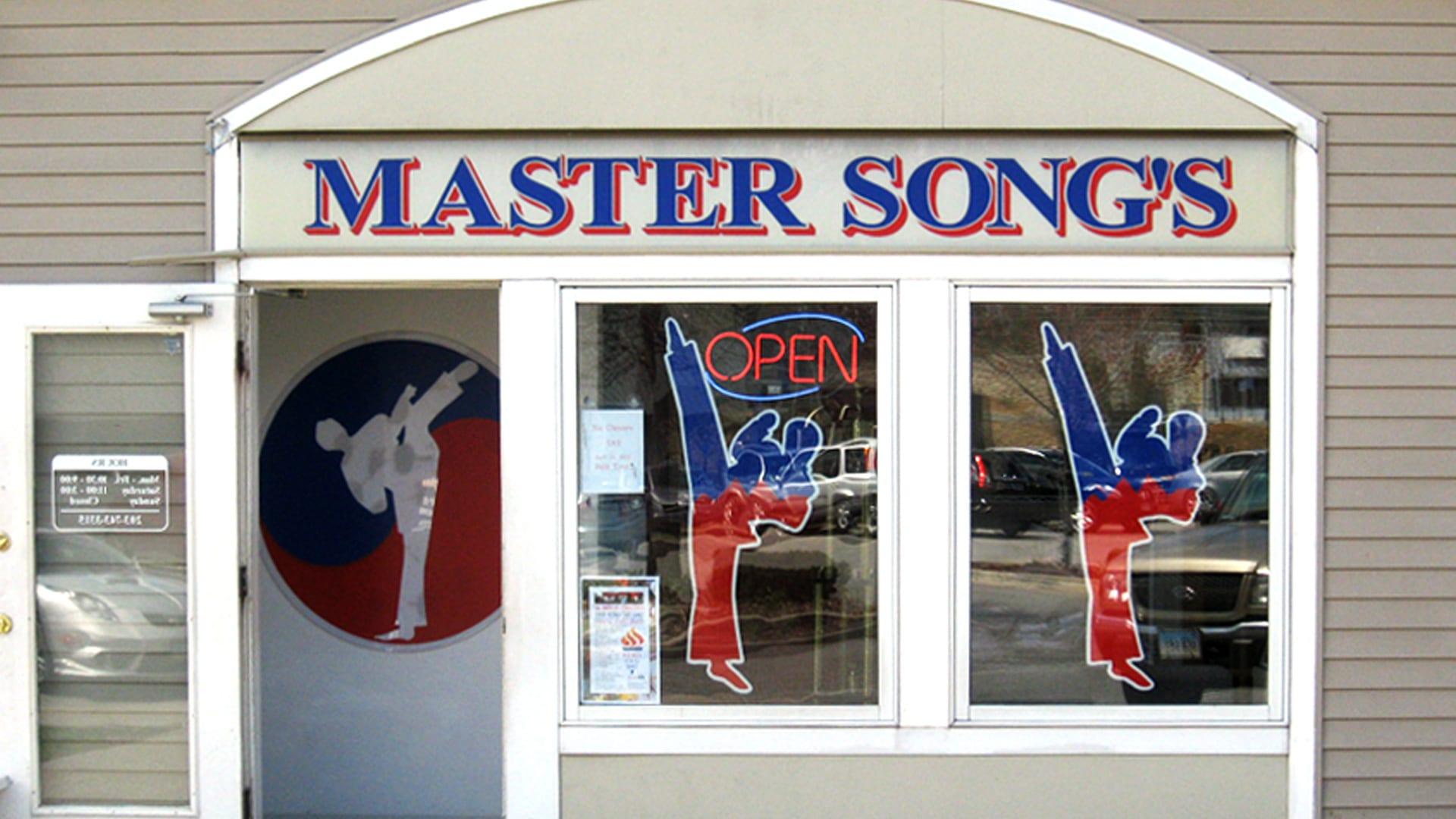 Master Song's - Vinyl Lettering