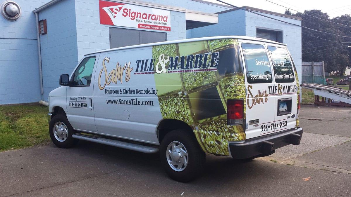 Vehicle Signarama Danbury