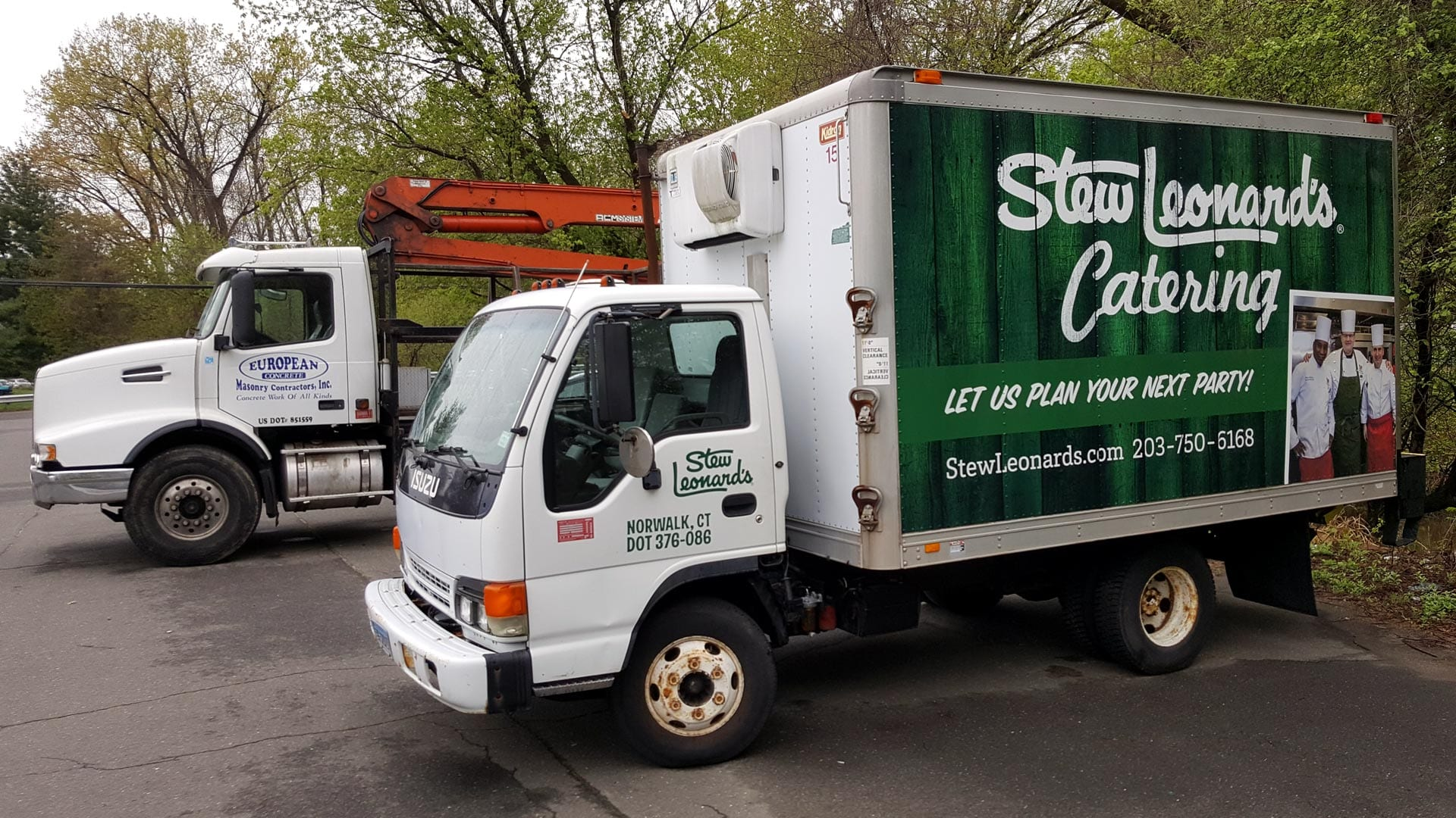 Box Truck Wraps & Lettering in Greater Danbury & All CT   Signarama