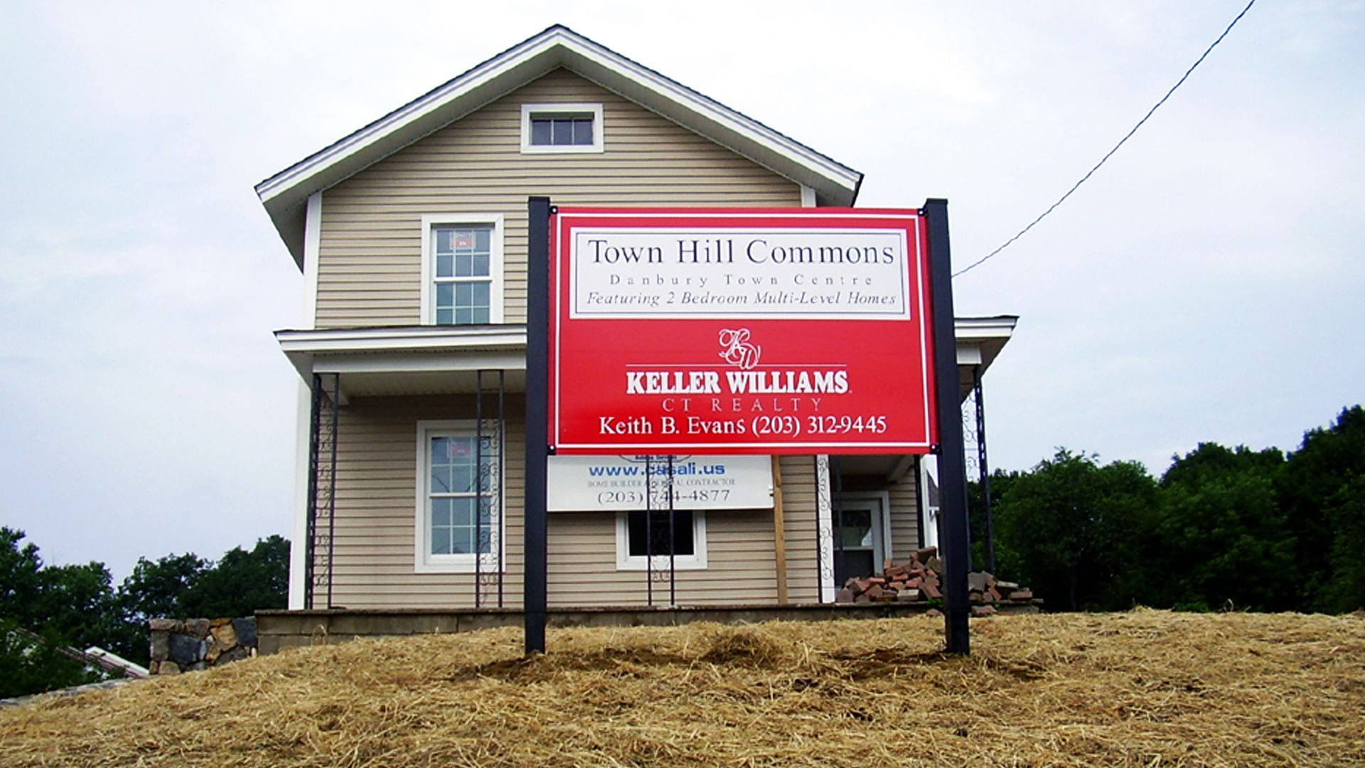 Real Estate Sign