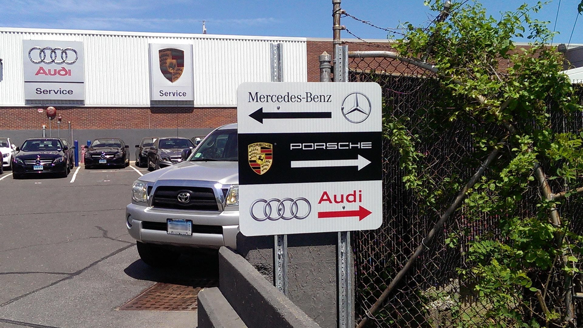 Danbury audi service department