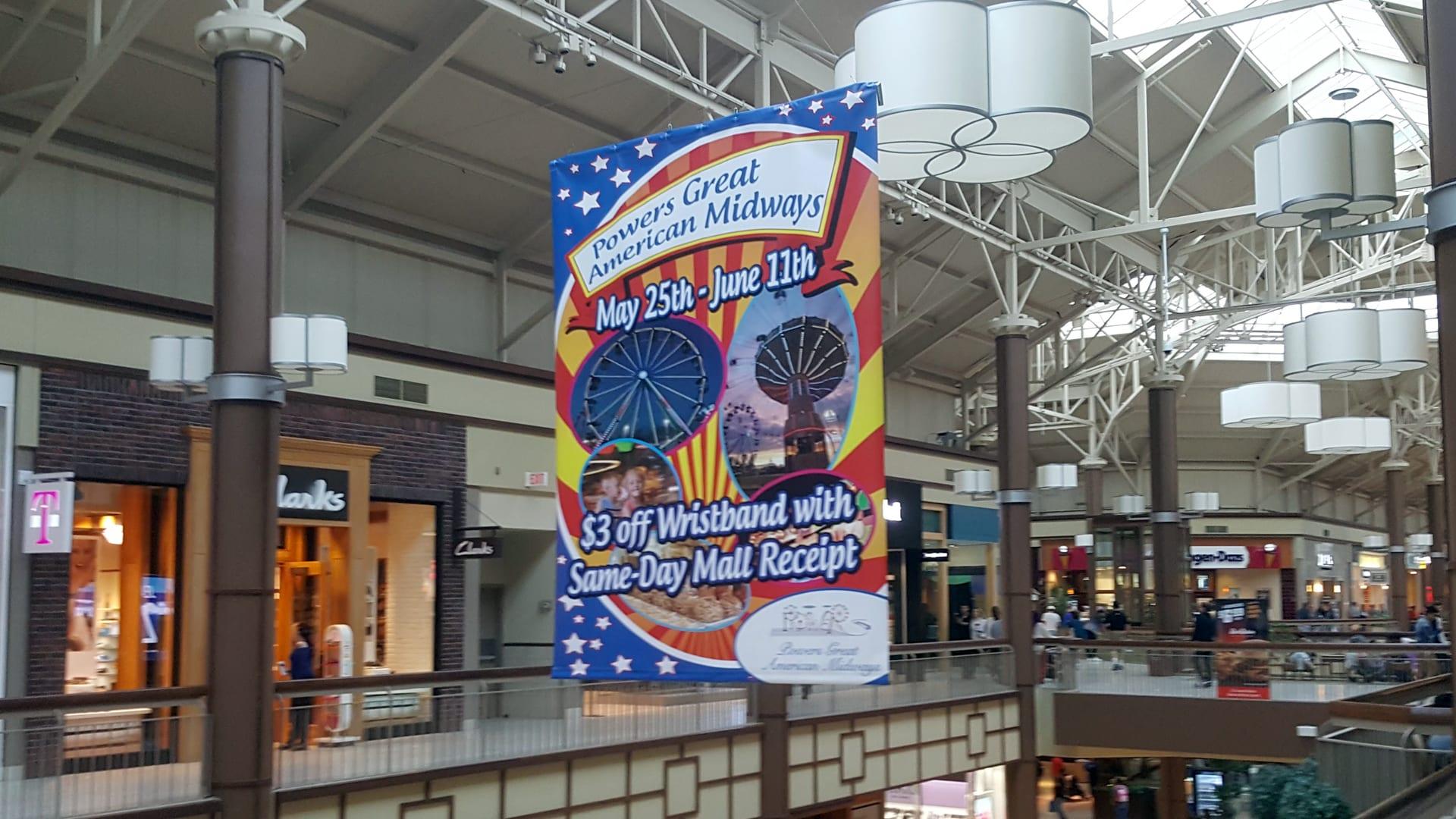 Vinyl Banner for Carnival