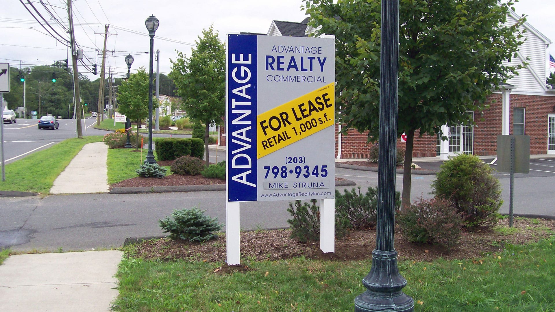 Advantage Realty - Exterior Signs